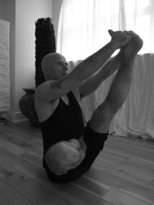 Anthony Kearney Workshop at Wicklow Yoga